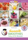 eBook: MIXtipp Favourite SMOOTHIES (british english)
