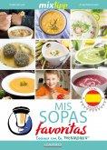 eBook: MIXtipp: Mis Sopas favoritas (español)