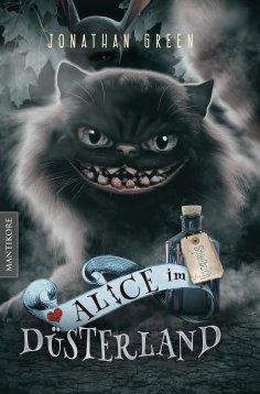 ebook: Alice im Düsterland - Ein Fantasy-Spielbuch
