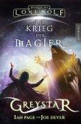 ebook: Greystar 04 - Der Krieg der Zauberer