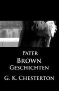 ebook: Pater-Brown-Geschichten