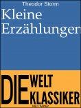 ebook: Kleine Erzählungen