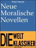 ebook: Neue Moralische Novellen