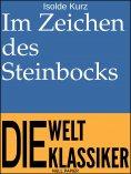 eBook: Im Zeichen des Steinbocks