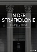ebook: In der Strafkolonie