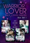 eBook: Warrior Lover Box Set 1