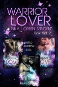 eBook: Warrior Lover Box Set 2
