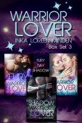 eBook: Warrior Lover Box Set 3