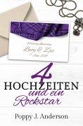 eBook: Vier Hochzeiten und ein Rockstar