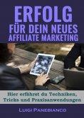 eBook: Erfolg für Dein neues Affiliate Marketing