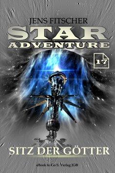eBook: Sitz der Götter (STAR ADVENTURE 17)
