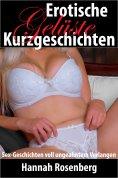 eBook: Erotische Kurzgeschichten - Gelüste