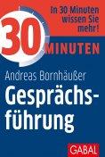 eBook: 30 Minuten Gesprächsführung