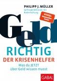 eBook: GeldRICHTIG – Der Krisenhelfer