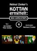 eBook: Kottan ermittelt: New Comicstrips 4