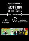 eBook: Kottan ermittelt: New Comicstrips 3
