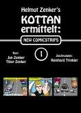 eBook: Kottan ermittelt: New Comicstrips 1