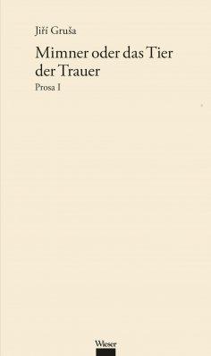 eBook: Mimner oder das Tier der Trauer