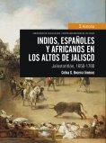 eBook: Indios, españoles y africanos en los Altos de Jalisco