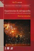 eBook: Experiencias de salvaguardia del patrimonio cultural inmaterial