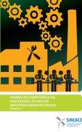 eBook: Normas de competencia del profesional técnico en industrias manufactureras (Volumen 1)
