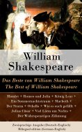 eBook: Das Beste von William Shakespeare / The Best of William Shakespeare - Zweisprachige Ausgabe (Deutsch