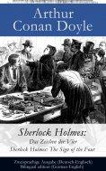 ebook: Sherlock Holmes: Das Zeichen der Vier - Zweisprachige Ausgabe (Deutsch-Englisch)