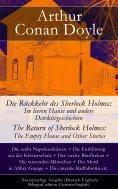 eBook: Die Rückkehr des Sherlock Holmes - Zweisprachige Ausgabe (Deutsch-Englisch)