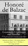 eBook: Gesammelte Erzählungen und Novellen: 27 Erzählungen und 2 Novellen in einem Band