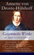 ebook: Gesammelte Werke von Annette von Droste-Hülshoff
