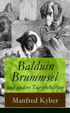 ebook: Balduin Brummsel und andere Tiergeschichten