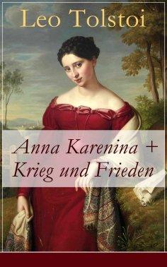 eBook: Anna Karenina + Krieg und Frieden