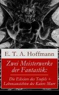 ebook: Zwei Meisterwerke der Fantastik: Die Elixiere des Teufels + Lebensansichten des Katers Murr