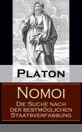 eBook: Nomoi - Die Suche nach der bestmöglichen Staatsverfassung