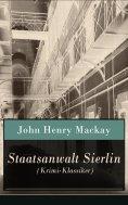 eBook: Staatsanwalt Sierlin (Krimi-Klassiker)