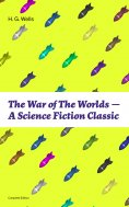 eBook: The War of The Worlds - A Science Fiction Classic (Complete Edition)