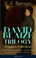eBook: DAVID BLAIZE TRILOGY - Complete Collection (Illustrated)