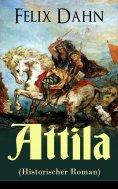 ebook: Attila (Historischer Roman)