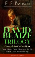 eBook: DAVID BLAIZE TRILOGY – Complete Collection (Illustrated Edition)