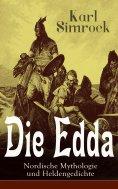 ebook: Die Edda - Nordische Mythologie und Heldengedichte