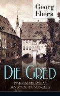 eBook: Die Gred - Historischer Roman aus dem alten Nürnberg
