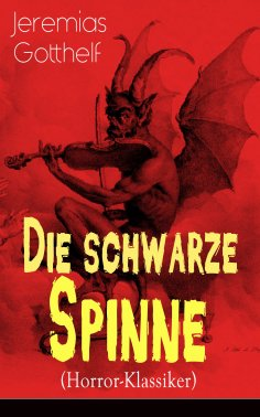 ebook: Die schwarze Spinne (Horror-Klassiker)