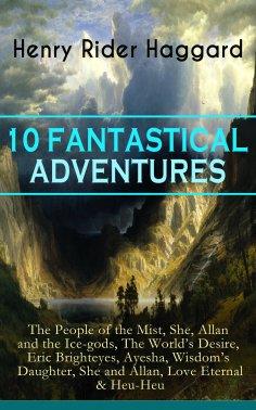 ebook: 10 FANTASTICAL ADVENTURES
