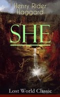 eBook: SHE (Lost World Classic)