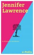 ebook: e-Pedia: Jennifer Lawrence