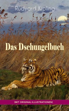 eBook: Das Dschungelbuch (mit Original-Illustrationen)