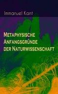 ebook: Metaphysische Anfangsgründe der Naturwissenschaft