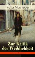 eBook: Zur Kritik der Weiblichkeit (Klassiker des Feminismus)