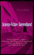 eBook: Science-Fiction- Sammelband: Auf zwei Planeten + Aspira + Sternentau - Die Pflanze vom Neptunsmond +