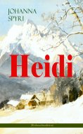 ebook: Heidi (Weihnachtsedition)